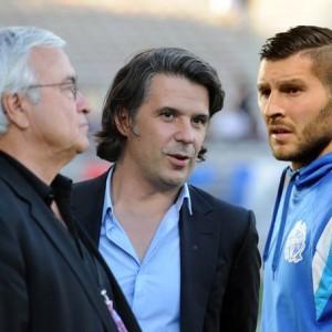 NEWS : Garde a Vue pour Vincent Labrune - Marseille - 17/11/2014